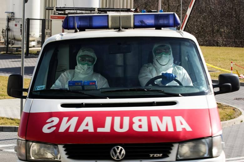 Rośnie liczba osób zakażonych koronawirusem