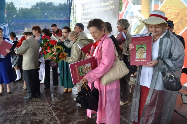 Seniorzy świętują w Solcu Kujawskim
