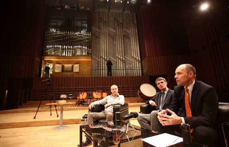 Rozpoczęło się strojenie barokowych organów Filharmonii Łódzkiej [ZDJĘCIA]