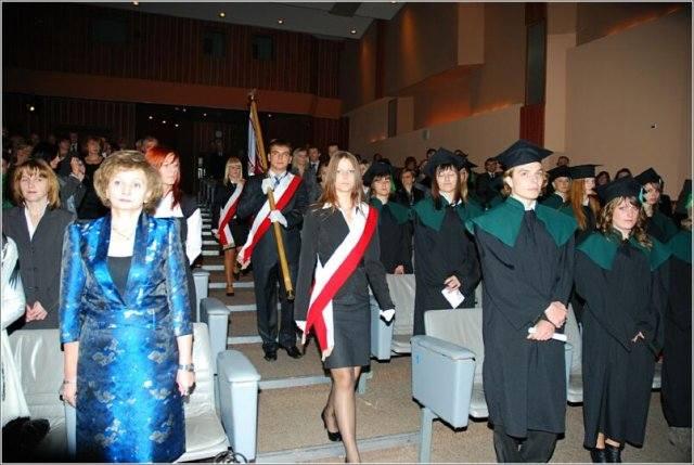 Skrzydła 2011. Wyższa Szkoła Ekonomii, Turystyki i Nauk SpołecznychSkrzydła 2011 za aktywność w pozyskiwaniu środków unijnych na rozwój nowych kierunków