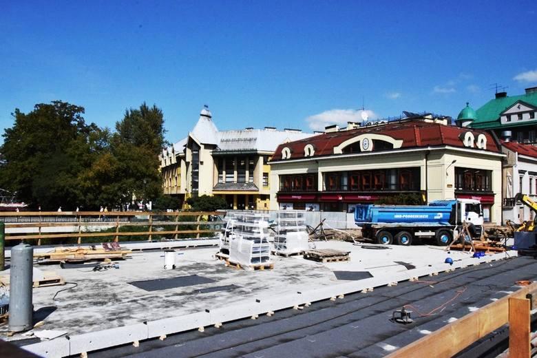 Korki w centrum Bielska-Białej. Tak będzie aż do końca września