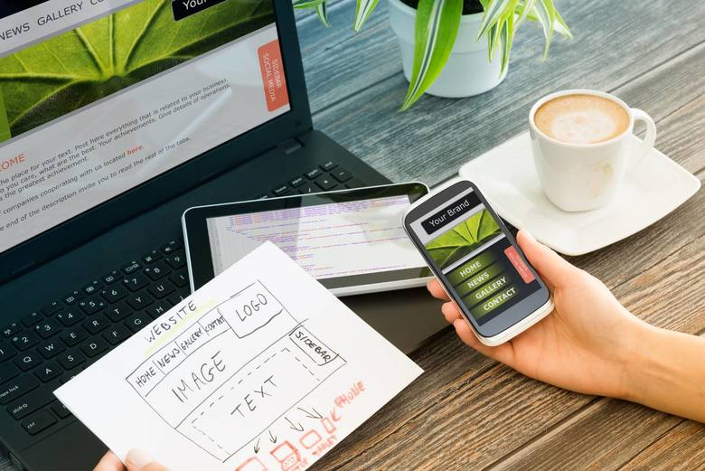 Firmy chcą stron www dostosowanych do urządzeń mobilnych