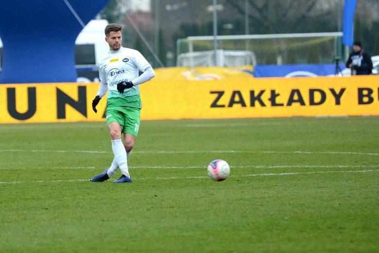 Mateusz Cichocki - środkowy obrońca - 5Pewny punkt zespołu w tym meczu. Bez większych błędów.
