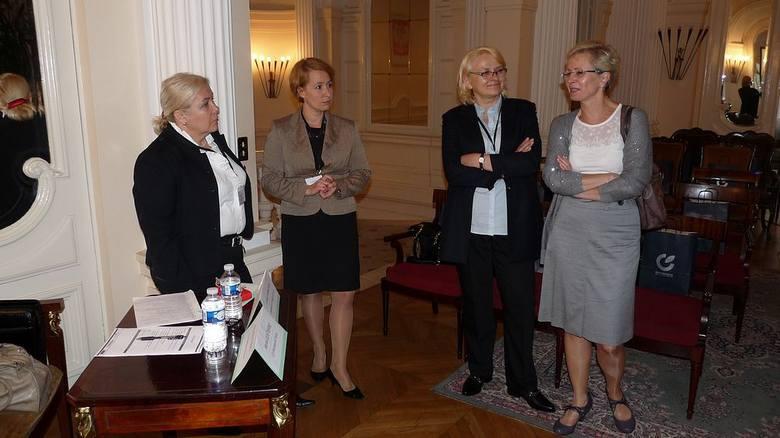 Władze miasta promowały wizję uzdrowiska w Skierniewicach