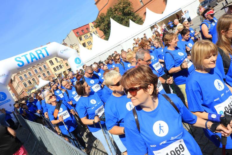 VIII edycja Walkathon Neuca dla zdrowia rusza już w najbliższą sobotę (7.09). Na uczestników marszu czeka ponad 7-kilometrowa trasa. Z kolei kierowcy