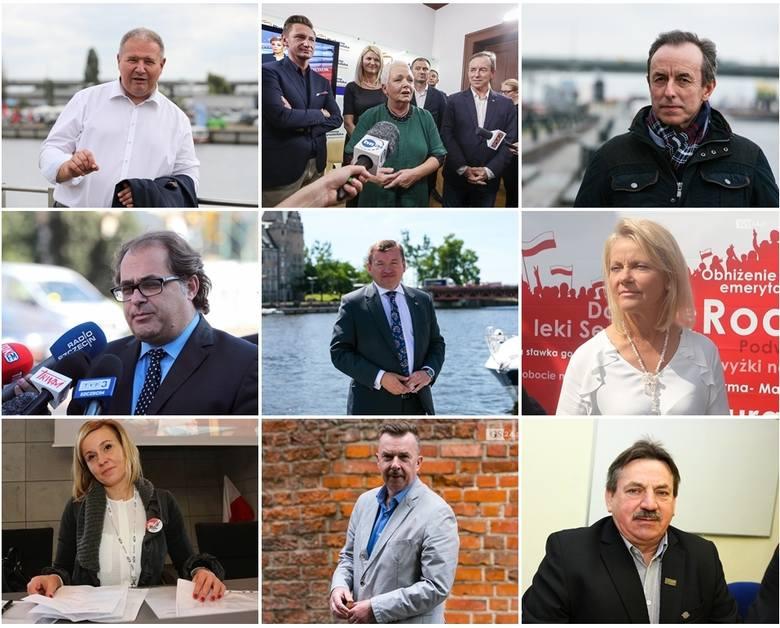 O komentarze poprosiliśmy kandydatów z województwa zachodniopomorskiego startujących w wyborach do Sejmu i Senatu. Sprawdźcie, co powiedzieli. Zobaczcie