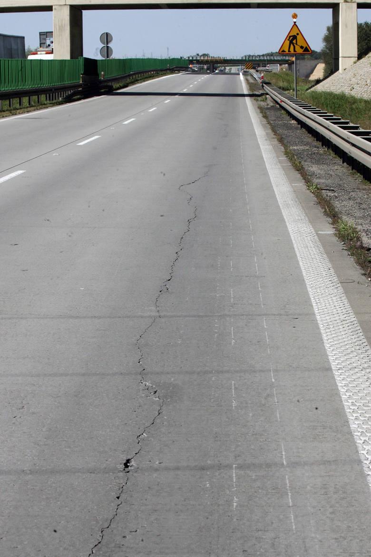 A1 na odcinku Pruszcz Gdański - Swarożyn