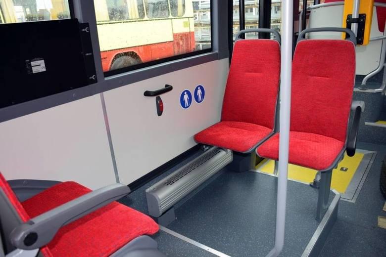 Pabianice Koronawirus. Ograniczone kursy autobusów do Łasku