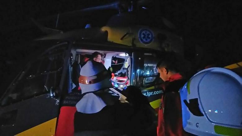 Do groźnego wypadku doszło we wtorek po godzinie 16.00 na trasie Janowa. Ze wstępnych informacji wynika, że osobowy fiat potrącił około 60-letniego