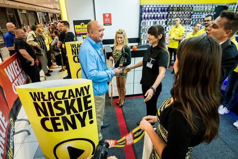 Otwarcie Media Expert w Focus MallOtwarcie Media Expert w Focus Mall