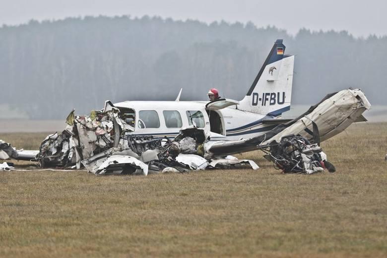 katastrofa samolotu w przylepie