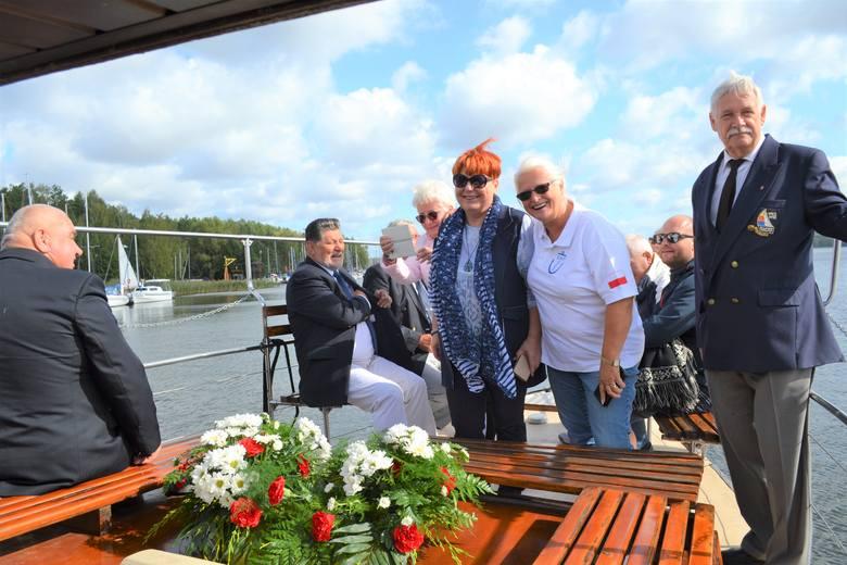 Na zorganizowanych na Zalewie Koronowskim już po raz XX regatach pamięci żeglarze wspominali Józefa Klejnota-Turskiego, pierwszego prezesa Polskiego