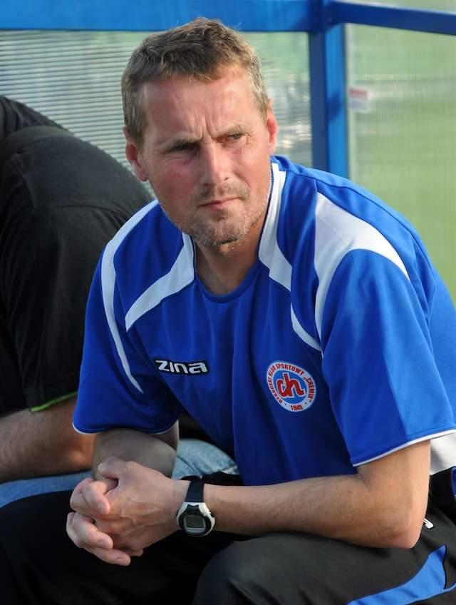 Trener Chemika Tomasz Galasiński nie mógł być po meczu zadowolony