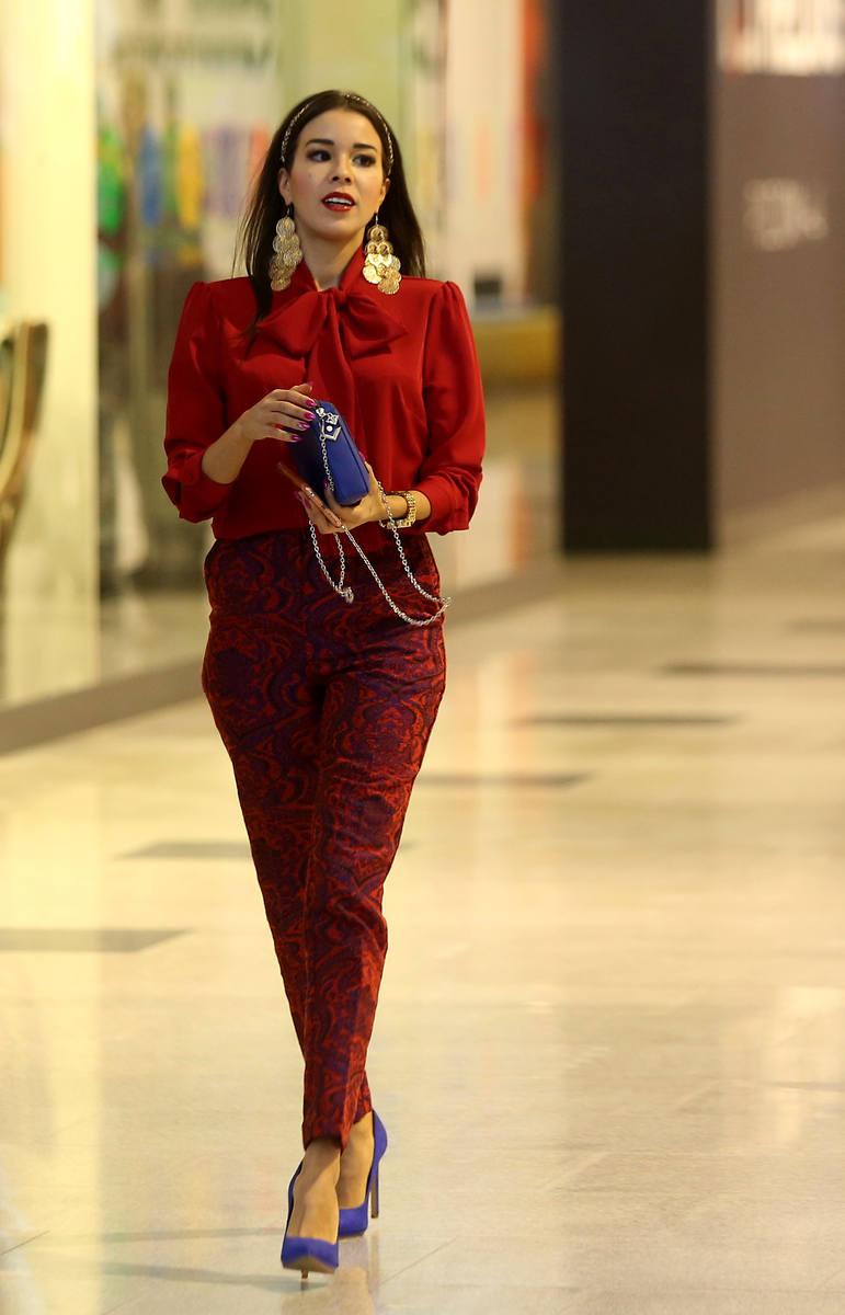 Tamara Gonzalez Perea - szczecińska blogerka, autorka jednego z najpopularniejszych modowych blogów http://macademiangirl.com/.