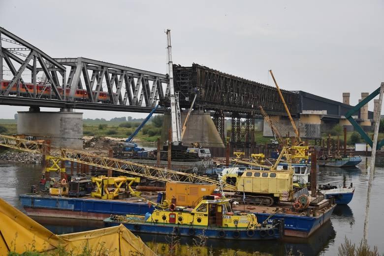 Most Tczewski wymaga ogromnych nakładów, by wrócił do stanu swojej świetności