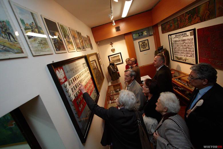 W muzeum zgromadzono ponad 3 tysiące eksponatów