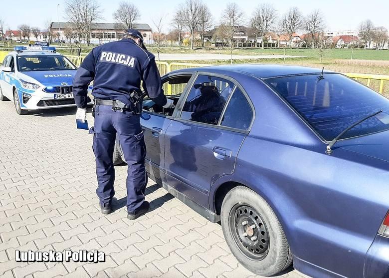 Policja aktywnie pracuje również podczas epidemii