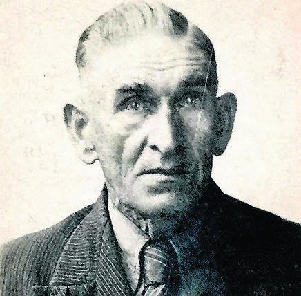 Karol Wroniak z Kopytkowa, więzień obozu koncentracyjnego  Stutthof