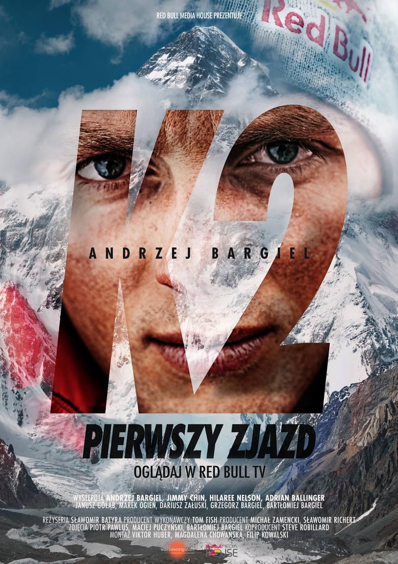 Bargiel dwa lata temu zjechał z K2. Zobacz nowe kulisy