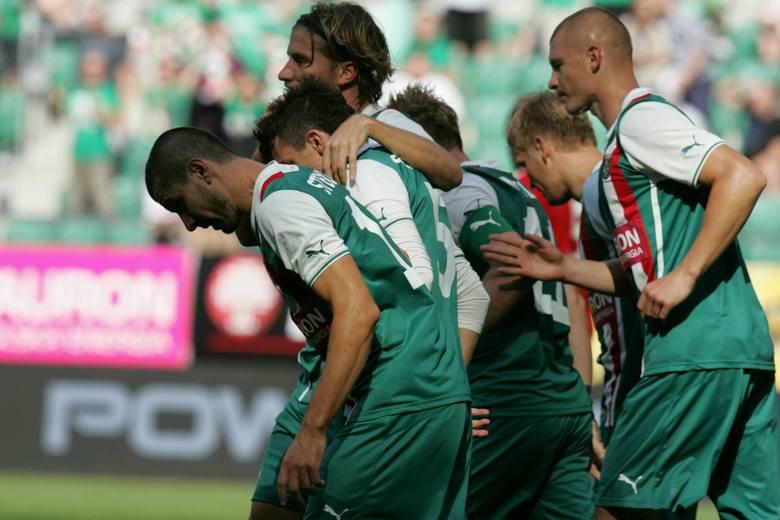 Jest pierwsze zwycięstwo w lidze! Śląsk-Widzew 3:1 (RELACJA, ZDJĘCIA)