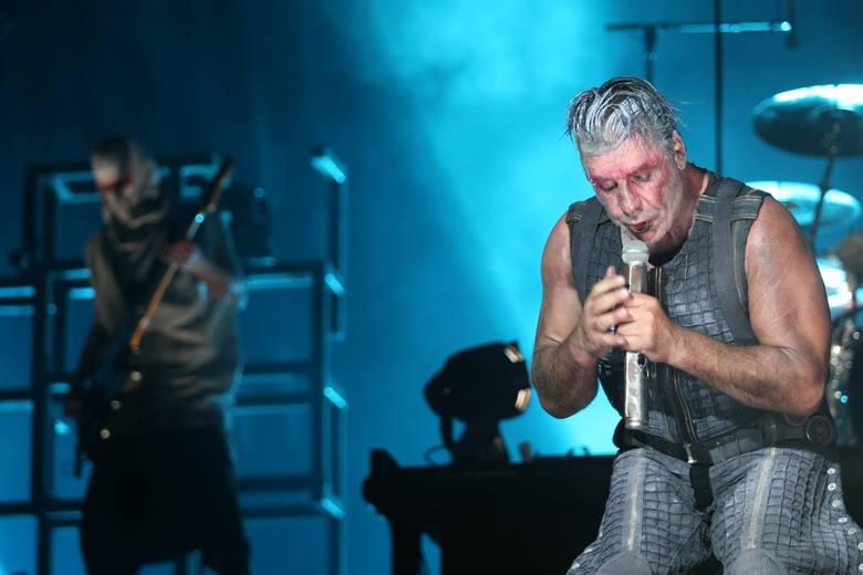 Niemiecki zespół Rammstein przyjedzie do Chorzowa 24 lipca 2019 r.