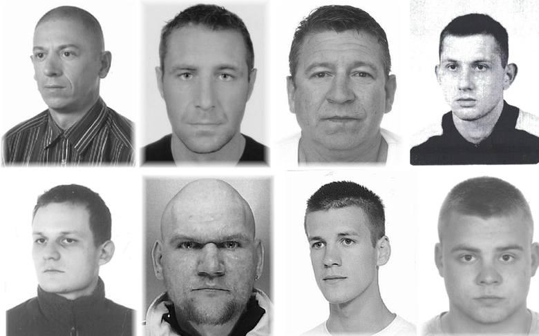 Mężczyźni z regionu poszukiwani przez policję [NAZWISKA, ZDJĘCIA]