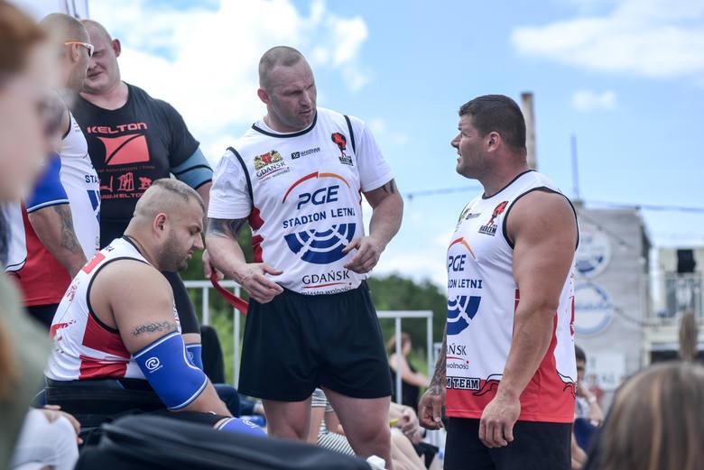 Otwarte Mistrzostwa Polski Strong-Man w Gdańsku [ZDJĘCIA]