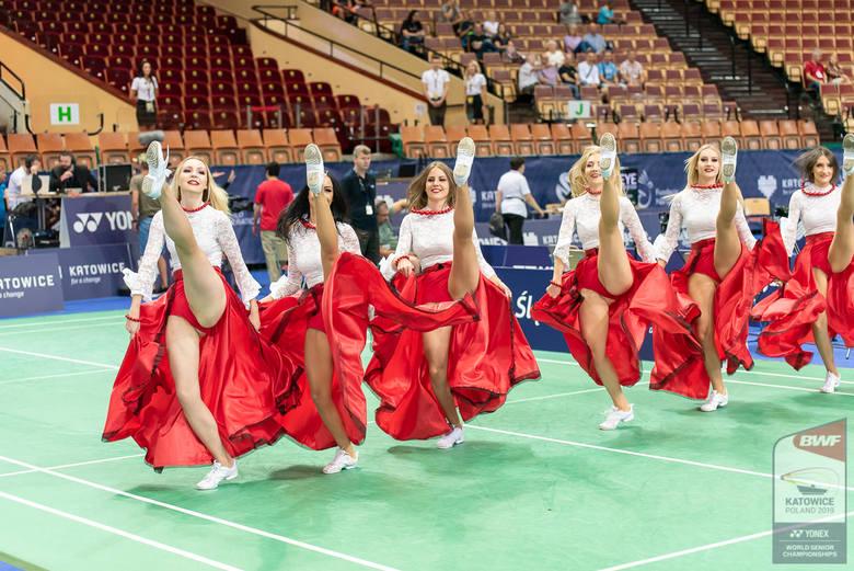 Mistrzostwa świata seniorów w badmintonie w Katowicach. Siedem medali Polaków w Spodku ZDJĘCIA