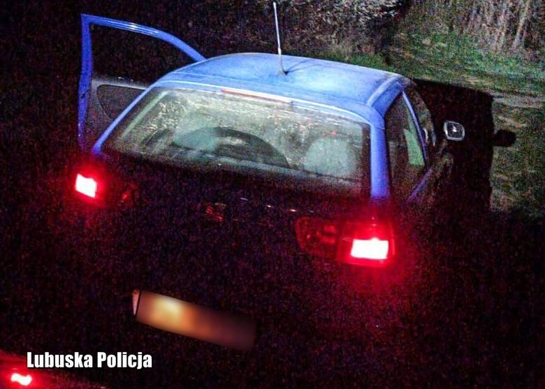 Pijany 28-latek próbował potrącić policjanta. Został zatrzymany po pościgu