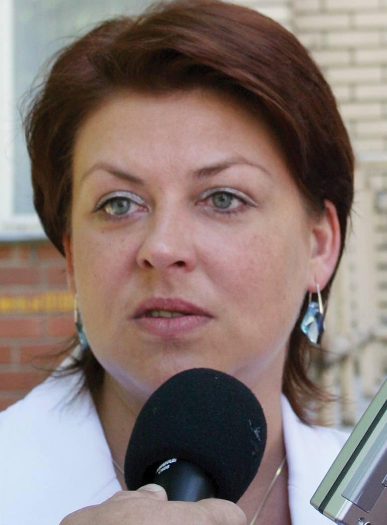 Angelika Borys, przewodnicząca Związku Polaków na Białorusi