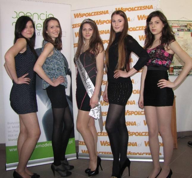 Miss Polonia 2013 Województwa Podlaskiego - casting w Suwałkach [FOTO]