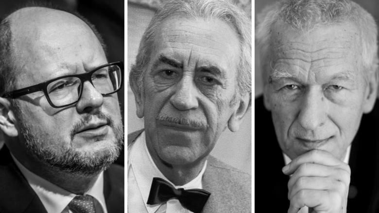Te znane osoby pożegnaliśmy w 2019. Słynni politycy, artyści i sportowcy, którzy odeszli w 2019