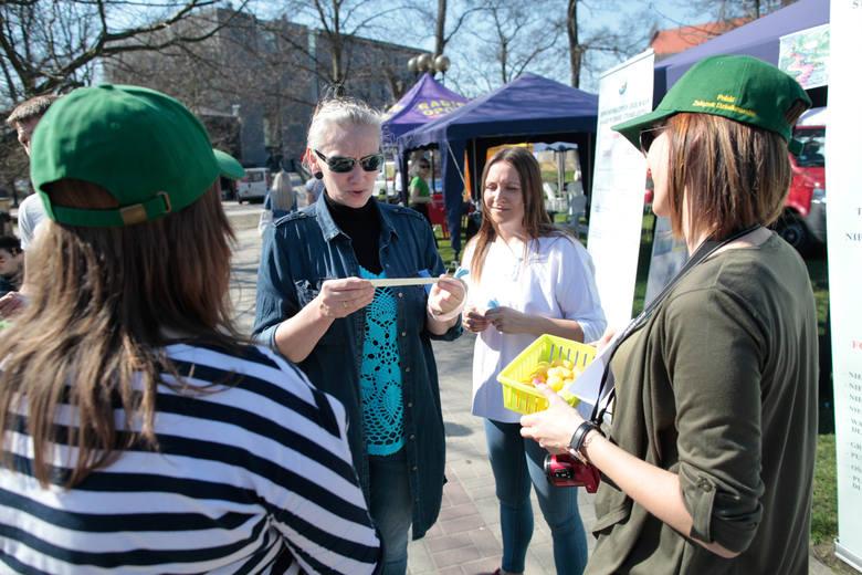 Festyn jest  okazją nie tylko do poznania różnych inicjatyw organizacji pożytku publicznego działających w Opolu oraz bezpłatnego rozliczenia swojego