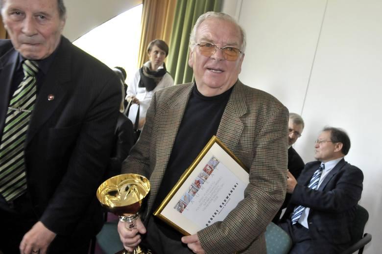 Władysław Radwański sprzedawał obrazy, żeby jego wnuczki mogły grać w tenisa
