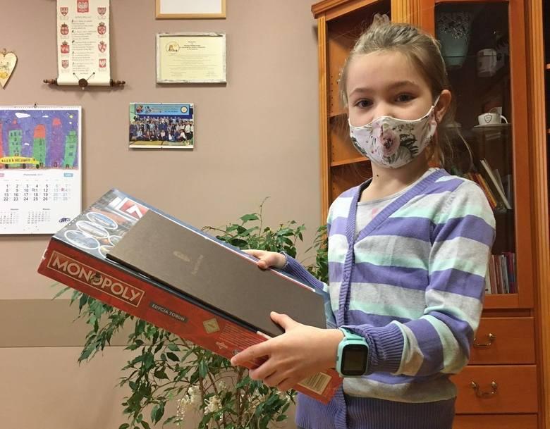 8-letnia Martyna Góralska wiedziała, jak się zachować w trudnej sytuacji