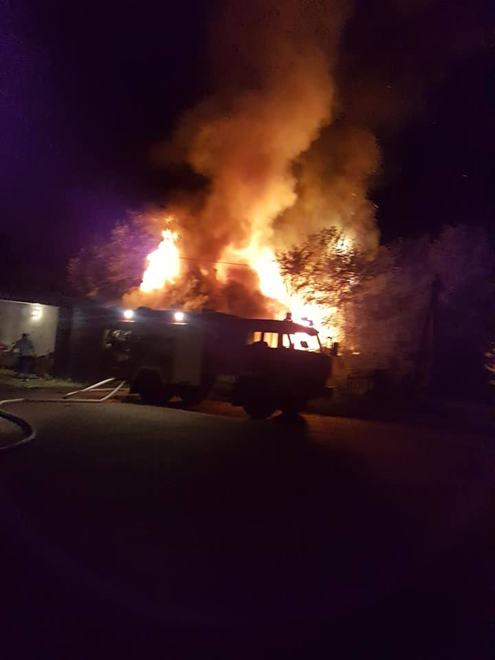 Do pożaru domu we wsi Łosinka doszło w nocy z poniedziałku na niedzielę. Natomiast 5 sierpnia kilkakrotnie podlascy strażacy musieli wyjeżdżać do pożarów