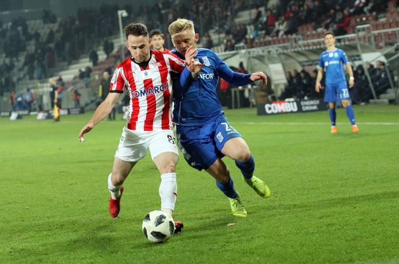 Lotto Ekstraklasa. Lech Poznań przegrał pierwszy mecz pod wodzą Adama Nawałki. Kolejorz miał kilka świetnych okazji, ale o zwycięstwie Cracovii zadecydował