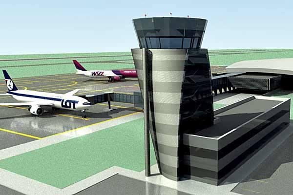 Będzie umorzenie podatku CIT dla lotniska w Jasionce