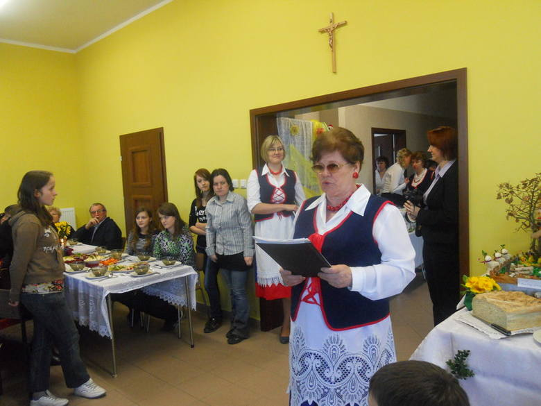 W Wołuszewie zapachniało świętami