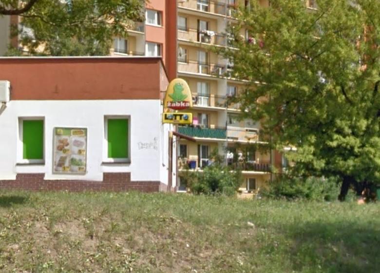Kolektura w Lotto w Żabce na osiedlu XXX lecia w Wodzisławiu Śląskim