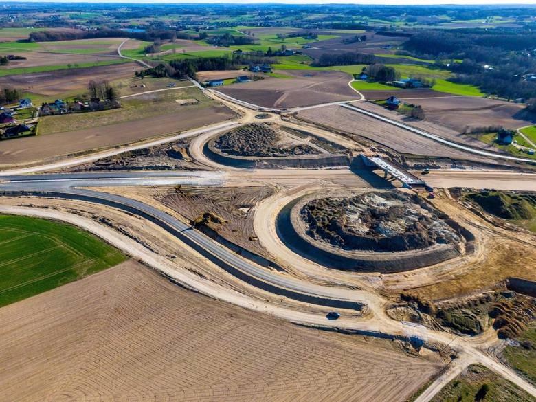 Budowa Trasy Kaszubskiej - fragmentu drogi ekspresowej S6 Gdańsk - Szczecin