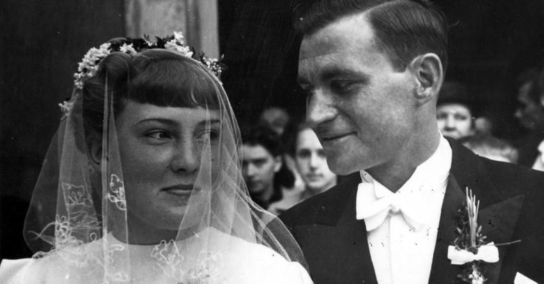 Moda ślubna kiedyś i dziś - jak dawniej wyglądały panny młode? 100 lat sukni ślubnych