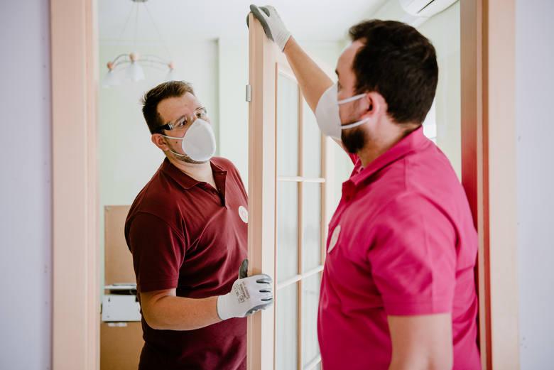 Obecnie podczas remontu trzeba zadbać nie tylko o jakość prac, ale też bezpieczeństwo i higienę.