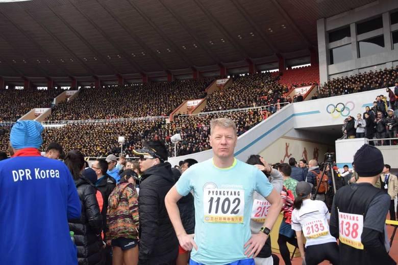 Profesor Zygmunt Waśkowski w ubiegłym roku ukończył maraton w północnokoreańskim Pjongjangu. Jego druga biegowa wizyta w Azji będzie natomiast związana