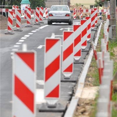 W tym roku miasto planuje remont nie tylko ronda PCK, ale i ulicy Batorego. Kierowcy muszą liczyć się, ze sporymi utrudnieniami w ruchu