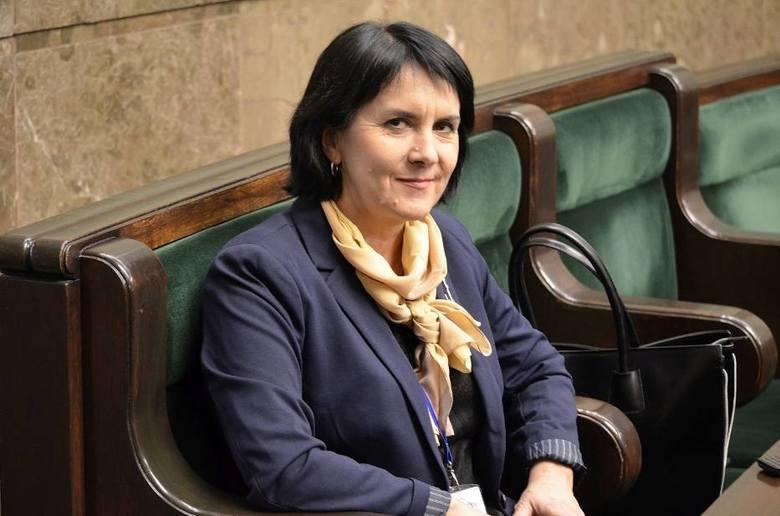 "Pani Beata, posłanka od programu ""deportacja plus"""