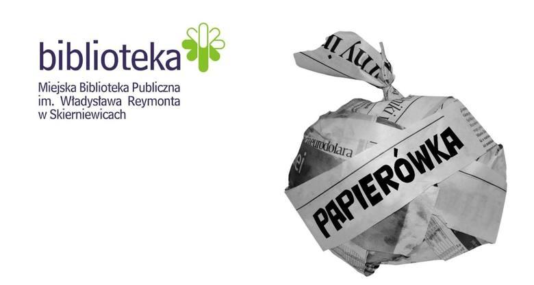 MBP w Skierniewicach zaprasza do udziału w 8. edycji Papierówki