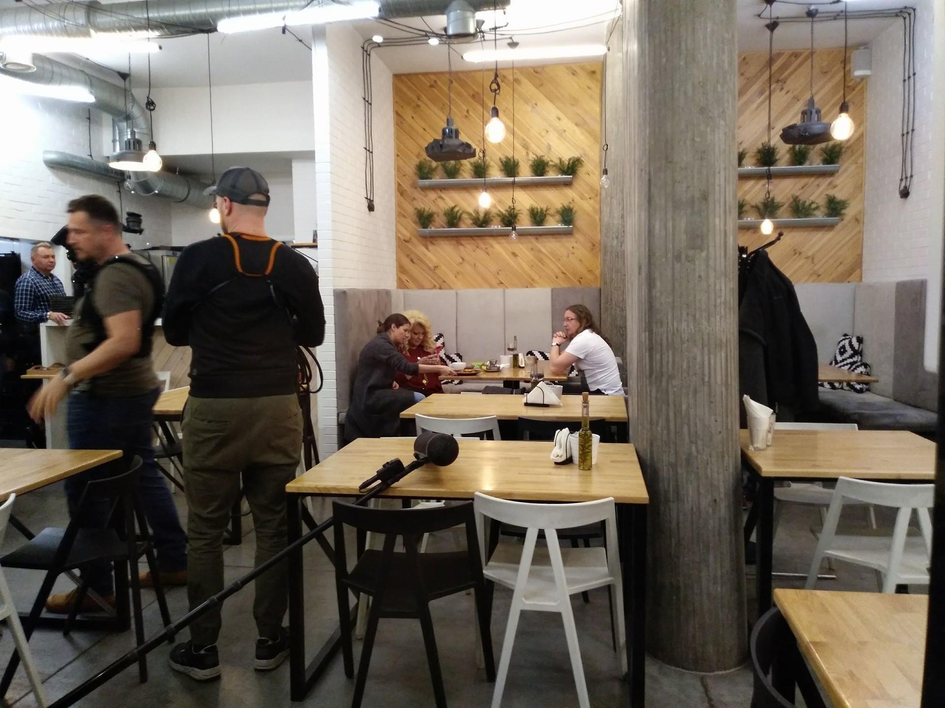 Magda Gessler W Restauracji Rozmaryn Pracownia Dobrych Smakow Gs Pl