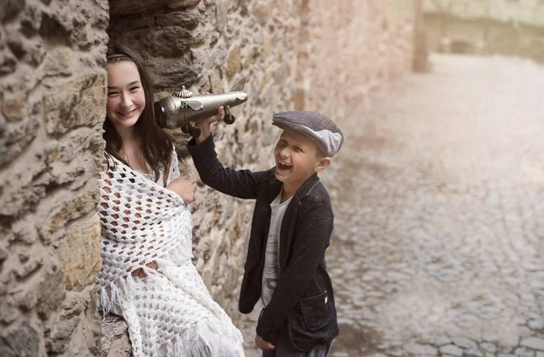 Marta Młodziejewska: W moich foto-opowieściach główną rolę grają dzieci i to one są moją największą inspiracją -... każde jest inne, każde wyjątkowe