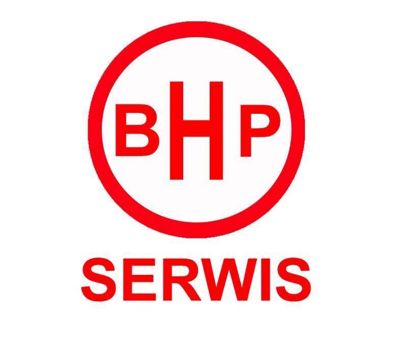 BHP - SERWIS Wojciech Bułaj